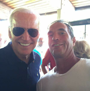Ted & Joe... Joe Biden likes Rock Roofing