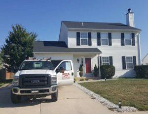 Roofer in Wilmington, Newark & Hockessin DE