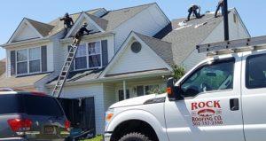 Roofing job in Delaware