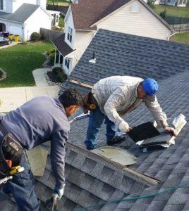 Emergency roofing repairs in Delaware