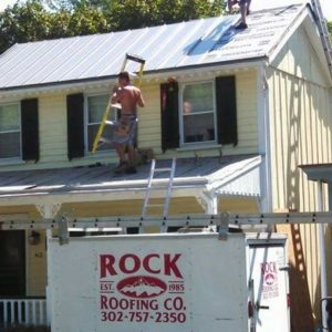 metal roof in delaware
