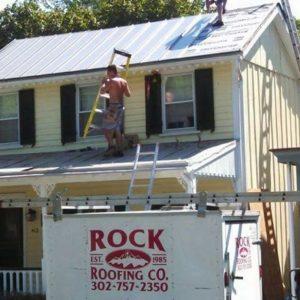 metal roof in delaware