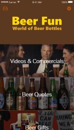 Beer Fun App